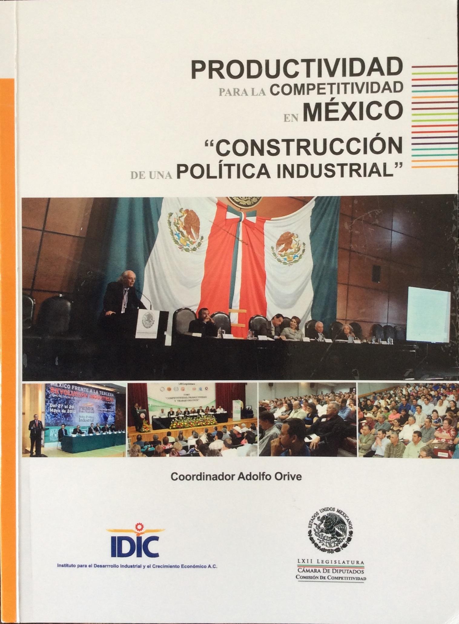 Construcción de una política industrial
