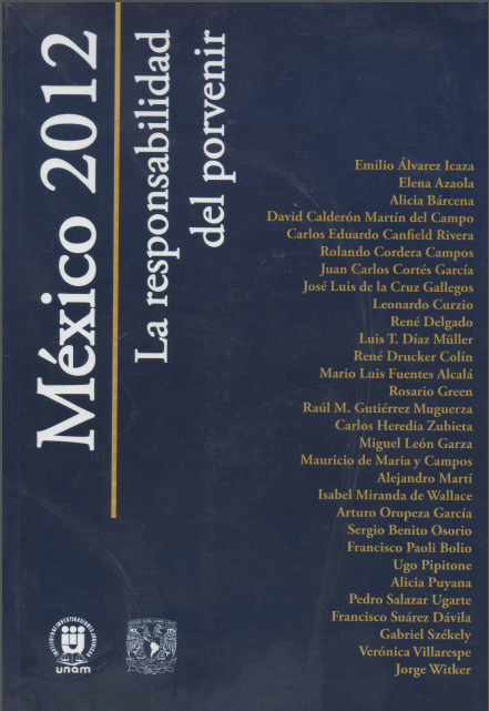 Libro_Mexico2012-LaResponsabilidadDelPorvenir