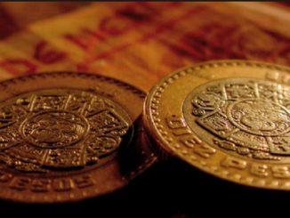 Moneda pesos mexicanos
