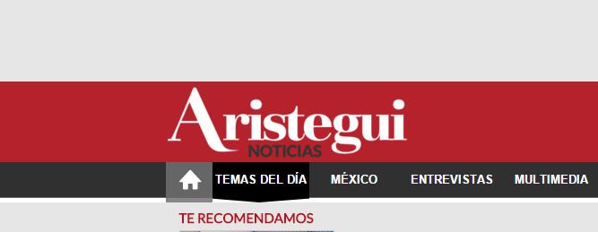 AristeguiNoticias logo