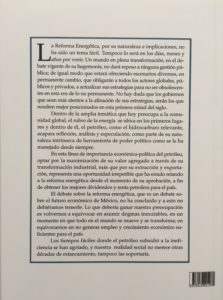 Reforma Energetica y Desarrollo Industrial - libro 2