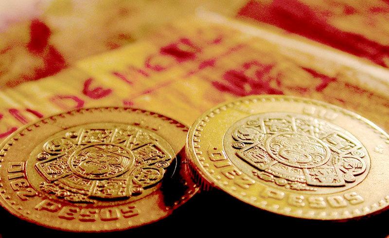 dinero mxn pesos