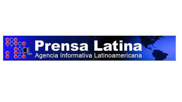 Prensa Latina Logo