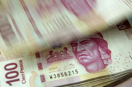 dinero billetes mxn peso