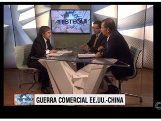 José Luis de la Cruz en entrevista con Carmen Aristegui CNN