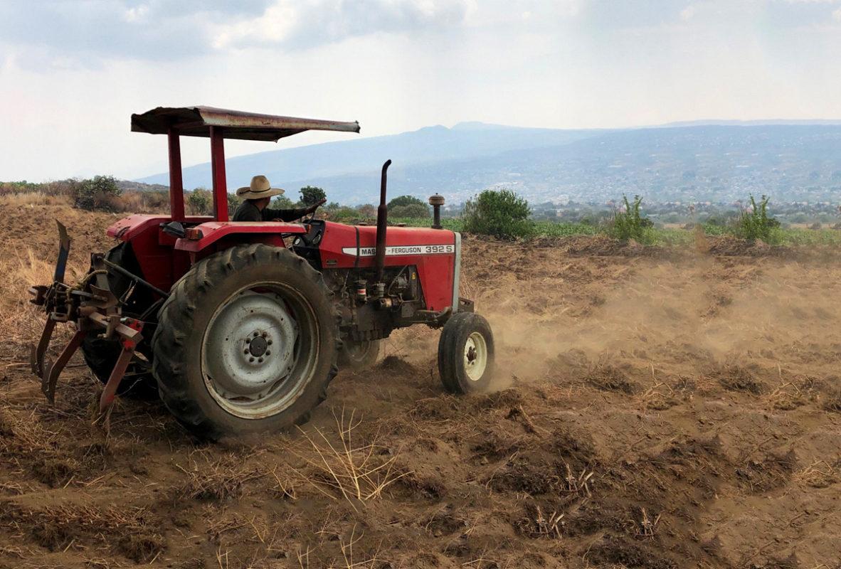 agricultura maquinaria campo