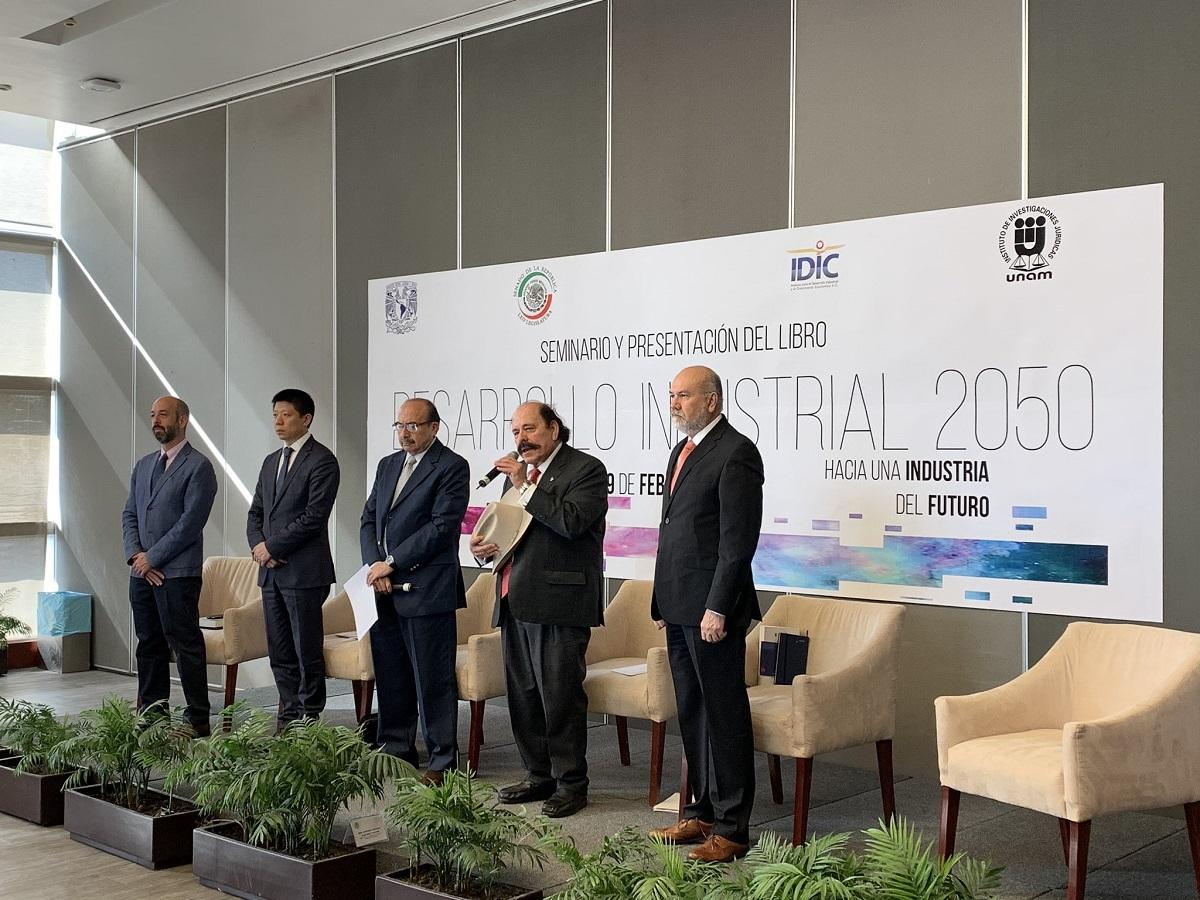 Desarrollo industrial 2050 seminario inauguracion 2020-02-19