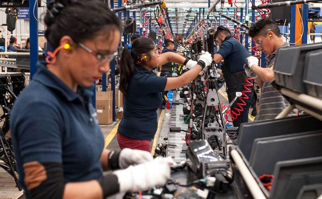 Empleo industria trabajo